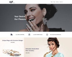 Sakhi Jewellers – Website & Marketing