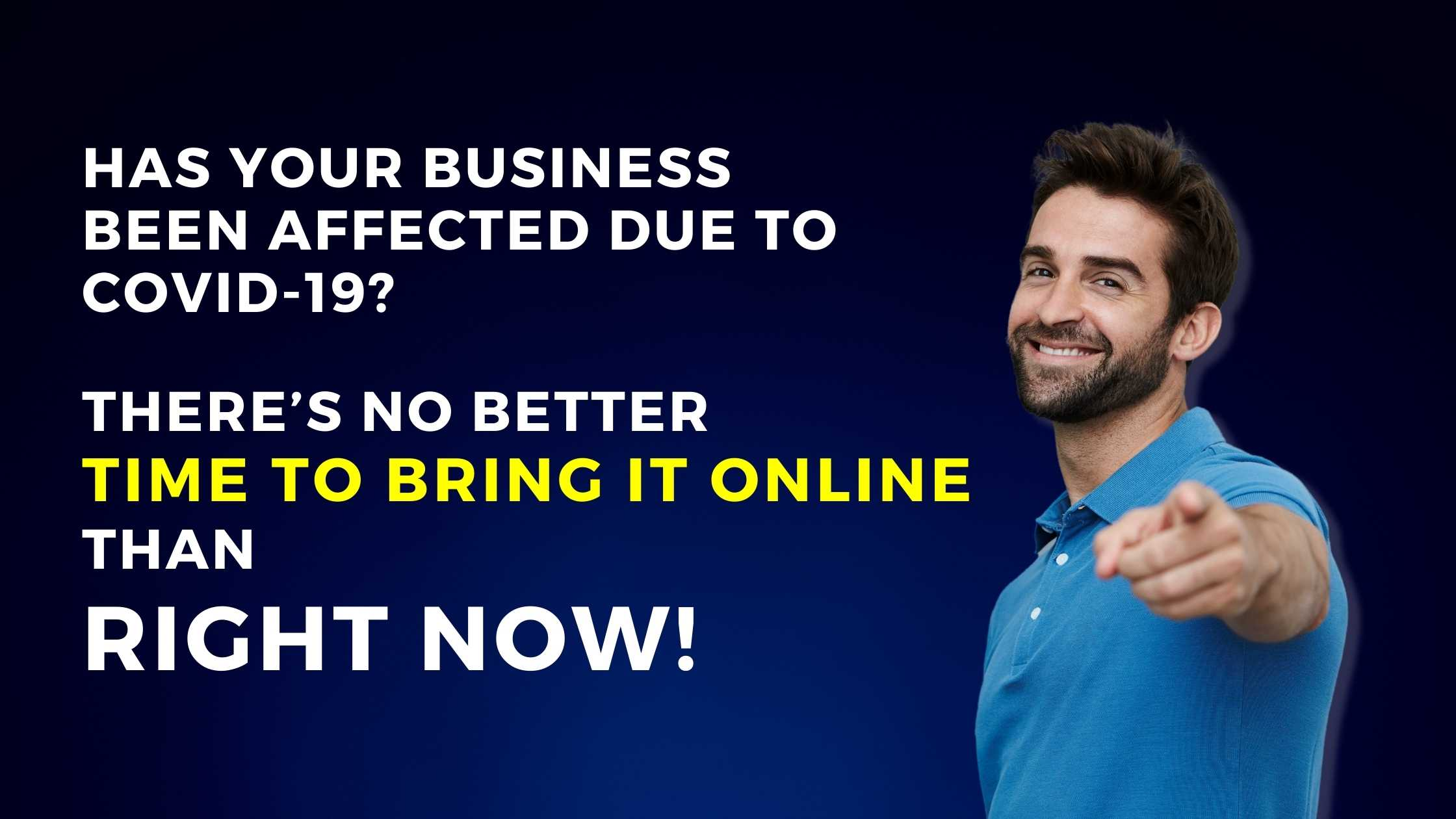 Has your business been affected due to Covid-19? Get some witty Digital Marketing Tips from Samkit Mehta